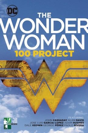 WONDER WOMAN 100 PROJECT GRAPHIC NOVEL