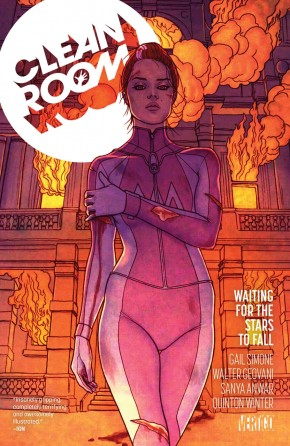 CLEAN ROOM VOLUME 3 WAITING FOR THE STARS GRAPHIC NOVEL