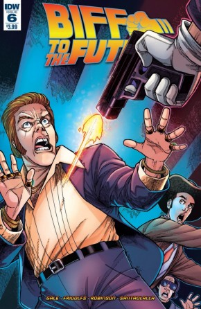 BACK TO THE FUTURE BIFF TO THE FUTURE #6
