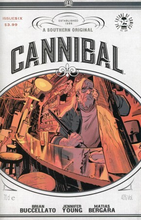 CANNIBAL #6