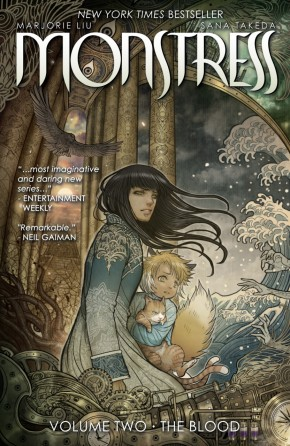 MONSTRESS VOLUME 2 THE BLOOD GRAPHIC NOVEL