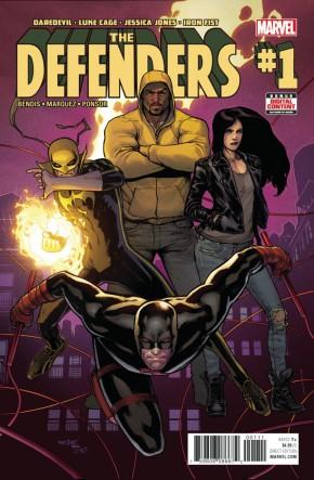 DEFENDERS #1 (2017 SERIES)