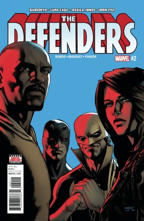 DEFENDERS #2 (2017 SERIES)