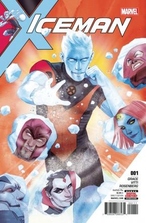 ICEMAN #1 (2017 SERIES)