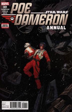 STAR WARS POE DAMERON ANNUAL #1