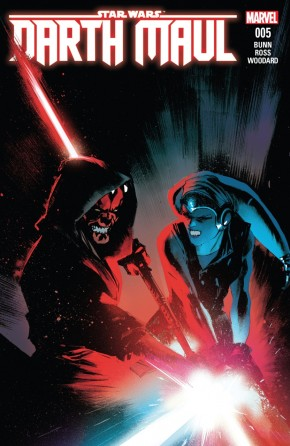 STAR WARS DARTH MAUL #5 (2017 SERIES)
