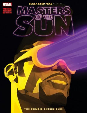 BLACK EYED PEAS PRESENTS MASTERS SUN ZOMBIES CHRONICLES GRAPHIC NOVEL
