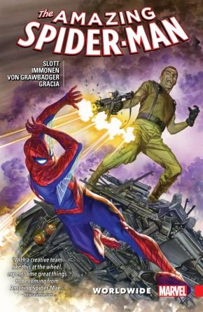 AMAZING SPIDER-MAN WORLDWIDE VOLUME 6 GRAPHIC NOVEL