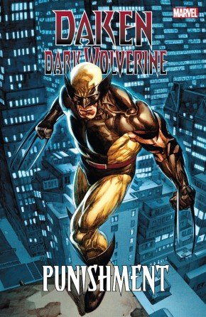 DAKEN DARK WOLVERINE PUNISHMENT GRAPHIC NOVEL