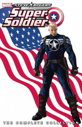 STEVE ROGERS SUPER SOLDIER THE COMPLETE COLLECTION GRAPHIC NOVEL