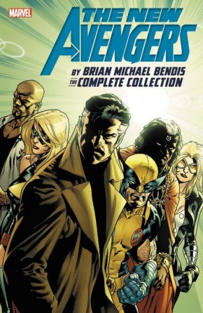 NEW AVENGERS BY BENDIS COMPLETE COLLECTION VOLUME 6 GRAPHIC NOVEL