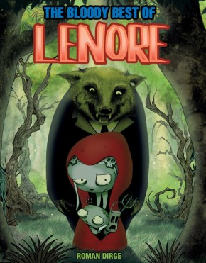 BLOODY BEST OF LENORE HARDCOVER