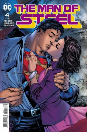 MAN OF STEEL #4