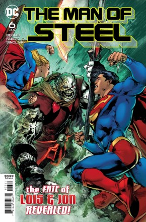 MAN OF STEEL #6
