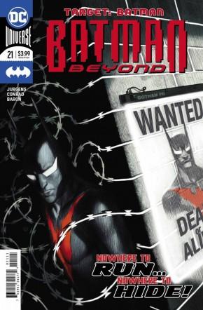 BATMAN BEYOND #21 (2016 SERIES)
