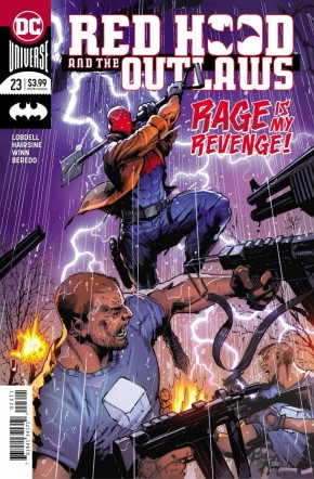 RED HOOD AND THE OUTLAWS #23 (2016 SERIES)