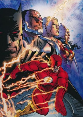ABSOLUTE FLASHPOINT HARDCOVER