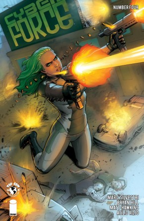 CYBER FORCE #4 (2018 SERIES)