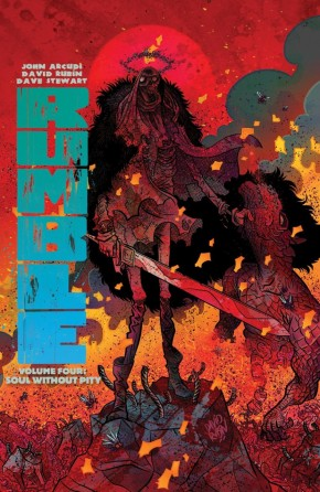 RUMBLE VOLUME 4 SOUL WITHOUT PITY GRAPHIC NOVEL
