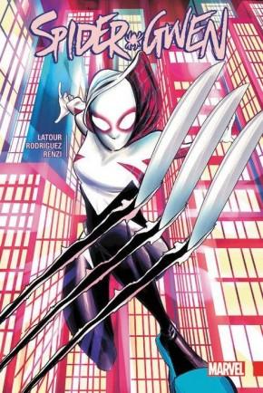 SPIDER-GWEN VOLUME 3 HARDCOVER
