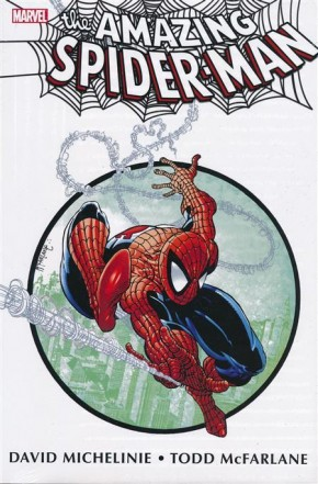 AMAZING SPIDER-MAN BY MICHELINIE AND MCFARLANE OMNIBUS HARDCOVER
