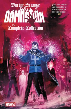 DOCTOR STRANGE DAMNATION THE COMPLETE COLLECTION GRAPHIC NOVEL
