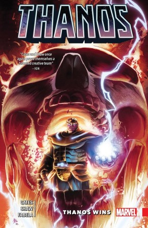 THANOS WINS BY DONNY CATES GRAPHIC NOVEL