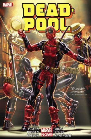 DEADPOOL BY POSEHN AND DUGGAN VOLUME 3 COMPLETE COLLECTION GRAPHIC NOVEL