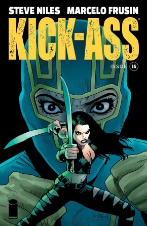 KICK-ASS #15 (2018 SERIES)