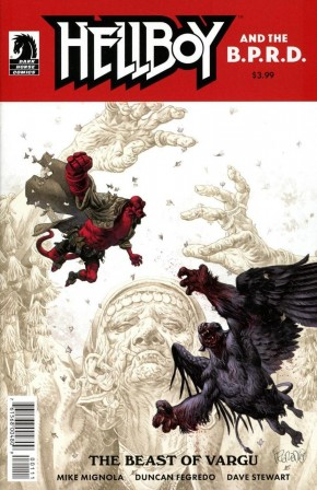 HELLBOY AND THE BPRD BEAST OF VARGU COVER A