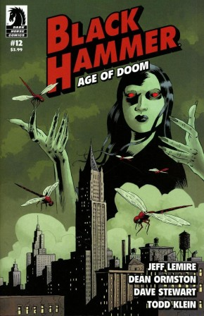 BLACK HAMMER AGE OF DOOM #12