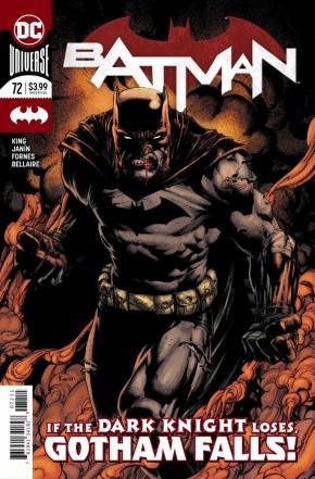 BATMAN #72 (2016 SERIES)