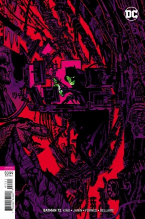 BATMAN #72 (2016 SERIES) VARIANT
