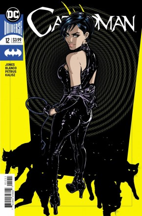 CATWOMAN #12 (2018 SERIES)