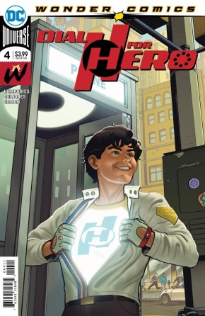 DIAL H FOR HERO #4 (2019 SERIES)