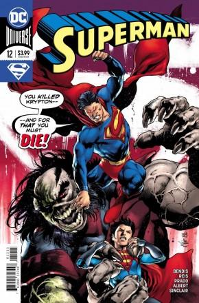 SUPERMAN #12 (2018 SERIES)