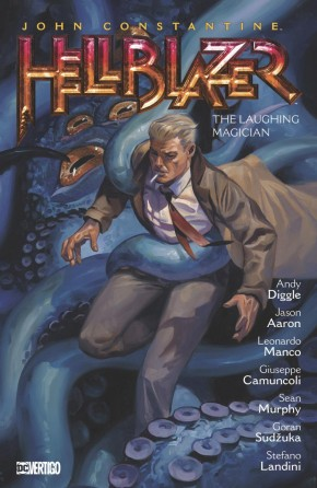 HELLBLAZER VOLUME 21 THE LAUGHING MAGICIAN GRAPHIC NOVEL