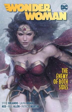 WONDER WOMAN VOLUME 9 THE ENEMY OF BOTH SIDES GRAPHIC NOVEL