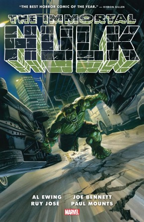 IMMORTAL HULK VOLUME 1 HARDCOVER