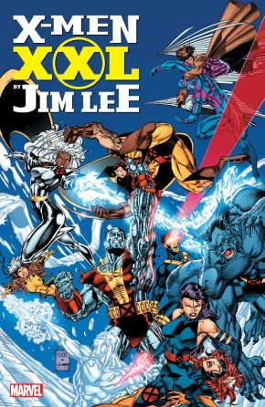X-MEN XXL BY JIM LEE HARDCOVER