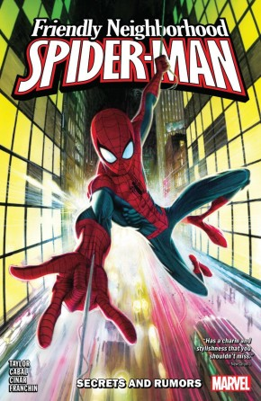 FRIENDLY NEIGHBORHOOD SPIDER-MAN VOLUME 1 SECRETS AND RUMOR GRAPHIC NOVEL