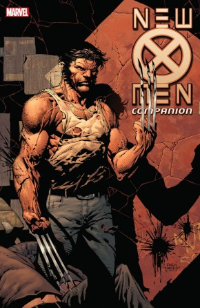 NEW X-MEN COMPANION GRAPHIC NOVEL