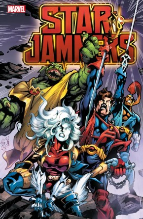 STARJAMMERS GRAPHIC NOVEL