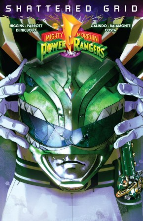 MIGHTY MORPHIN POWER RANGERS SHATTERED GRID GRAPHIC NOVEL
