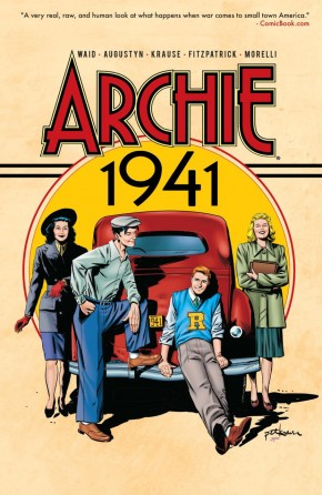 ARCHIE 1941 GRAPHIC NOVEL