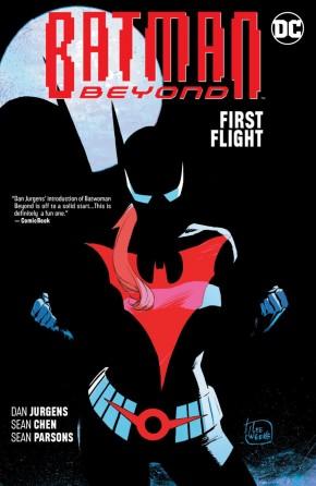 BATMAN BEYOND VOLUME 7 FIRST FLIGHT GRAPHIC NOVEL