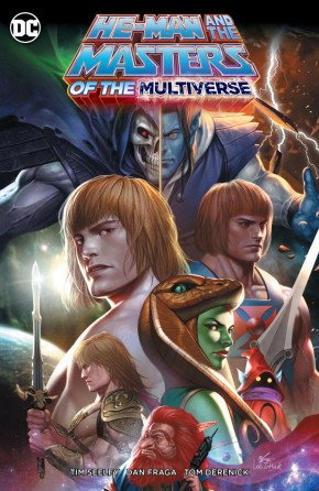 HE-MAN AND THE MASTERS OF THE MULTIVERSE GRAPHIC NOVEL