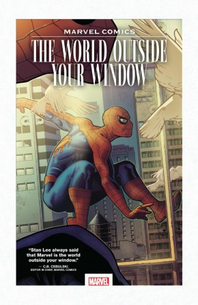 MARVEL COMICS THE WORLD OUTSIDE YOUR WINDOW GRAPHIC NOVEL