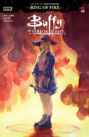 BUFFY THE VAMPIRE SLAYER #16 (2019 SERIES)