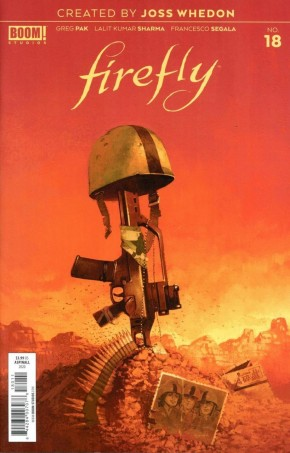 FIREFLY #18 (2018 SERIES)